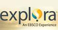 Explora by EBSCO Logo