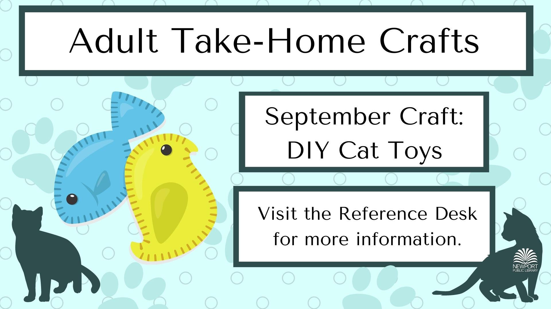 Adult Take-Home Crafts